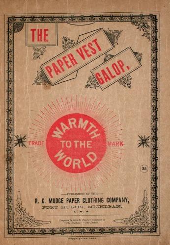 Paper Vest Gallop